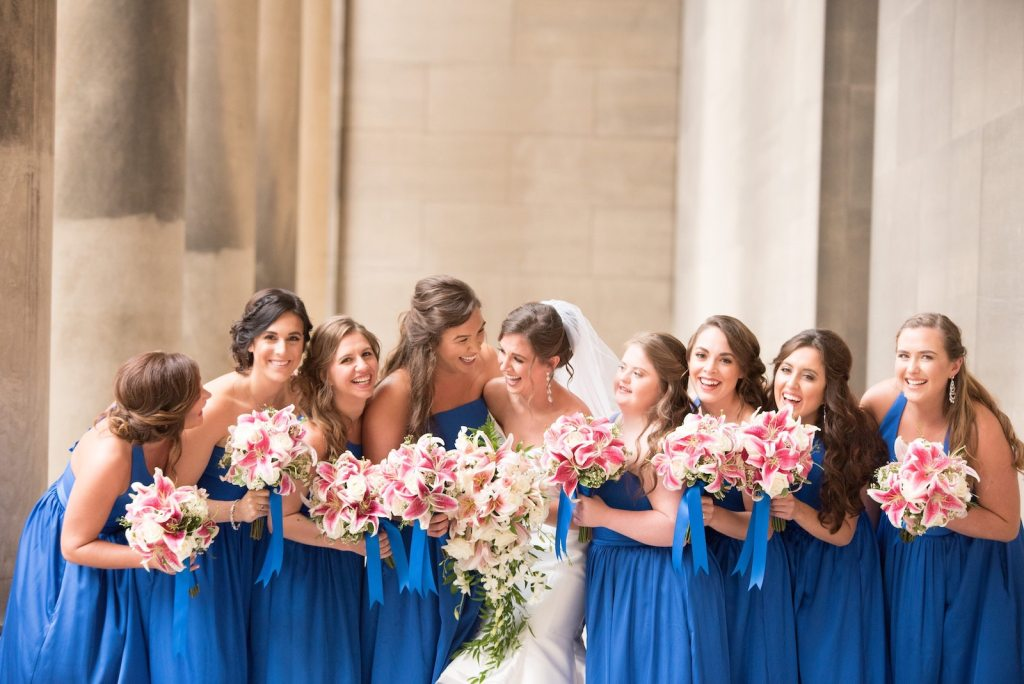 Ideas to Choose Universally Flattering Bridesmaid Dresses