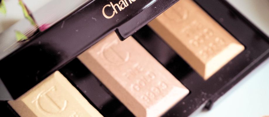 Charlotte Tilbury Bar of Gold Highlighting Trio