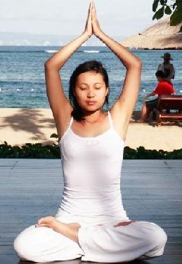 Yoga- Namasté