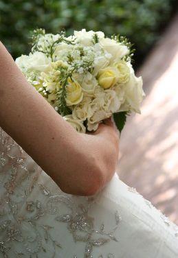 Bouquet de mariée éternel et original