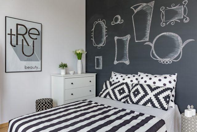 Et si je décorais l'appartement de mon fils?