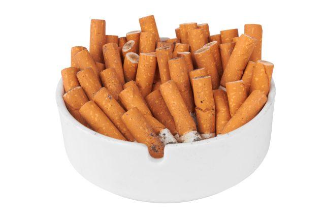 Défi de l'année: arrêter de fumer!