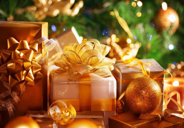 Une décoration de Noël vintage