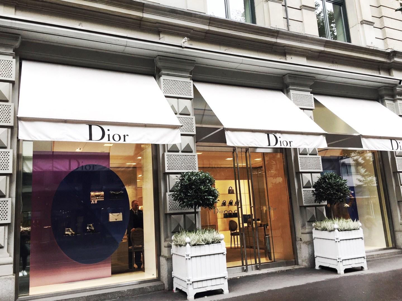 Dior Zurich