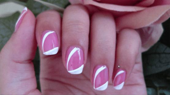 Nail Art Stripe Designs
