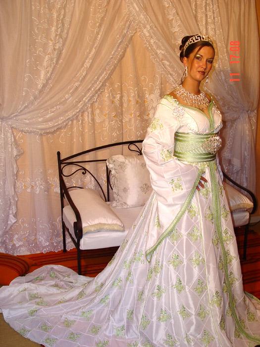اجمل الفساتين المغربيه