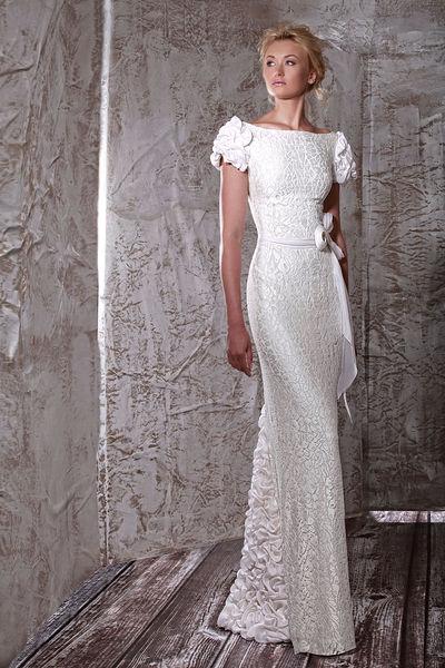 اجمل فساتين الزفاف لمصممين لبنانين