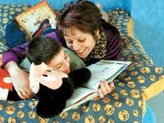 فوائد حكايات الاطفال