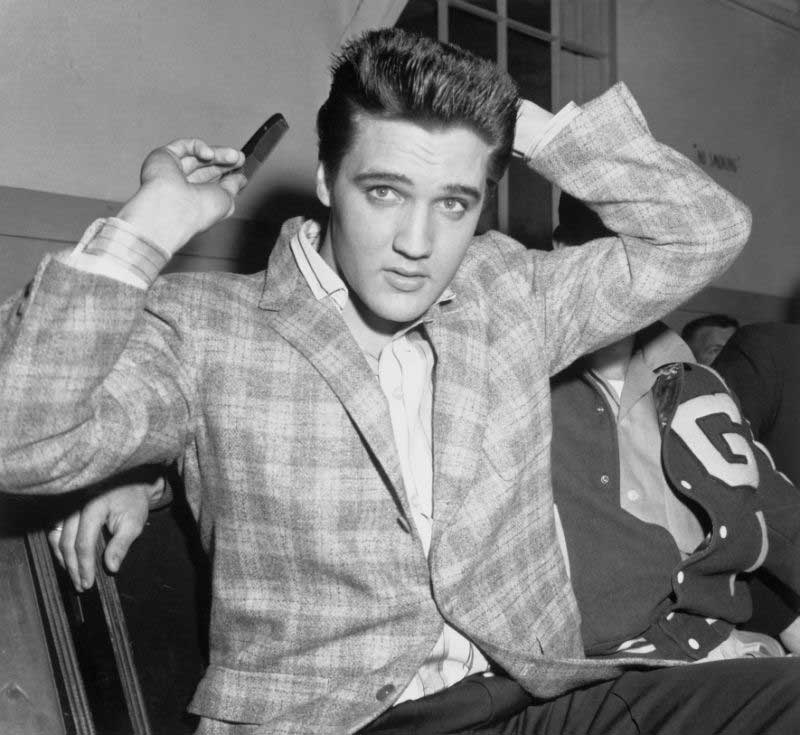 American Crew Launches Elvis Presley Collection News