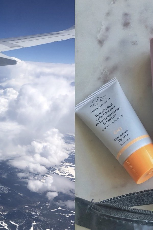 Cruelty Free In Flight Beauty Tips