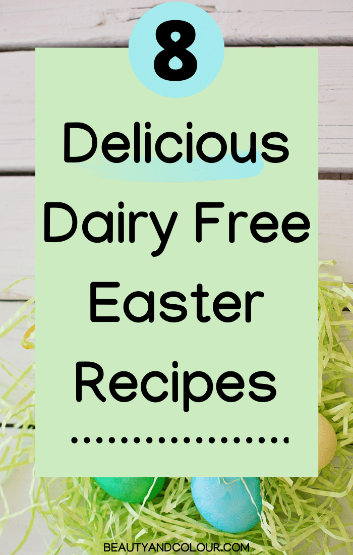 Vegan Dessert Recipes Easter