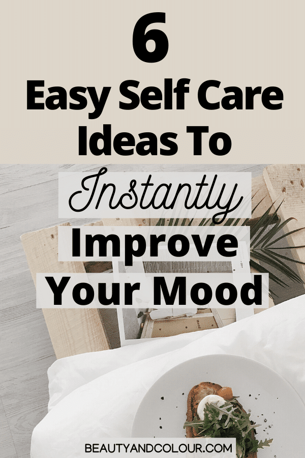 Self Care Tips Ideas Bad Days