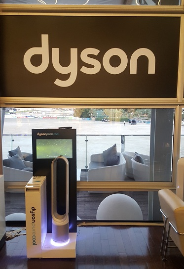 Dyson's new purifier fan: The Dyson Pure Cool
