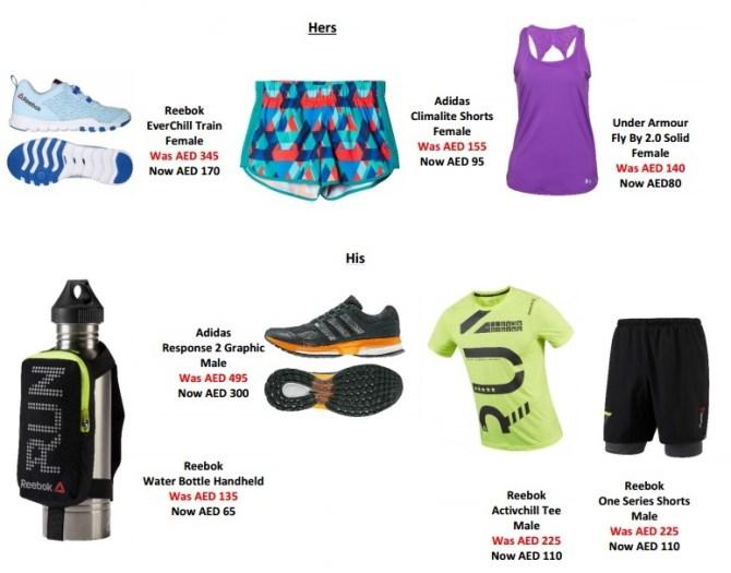 outdoor sports essentials