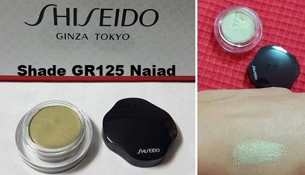 Shiseido Shimmering Cream Eye Color, Shade GR125
