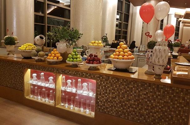 Liwan restaurant, Al Ghurair Rayhaan by Rotana, Dubai (7)