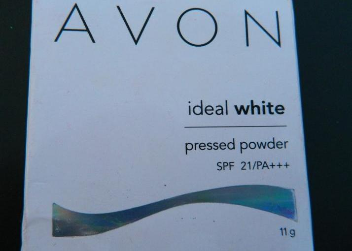 Avon Ideal White Pressed Powder SPF 21/PA+++ Review