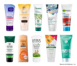 Best Scrubs for Oily Skin and Blackheads in India