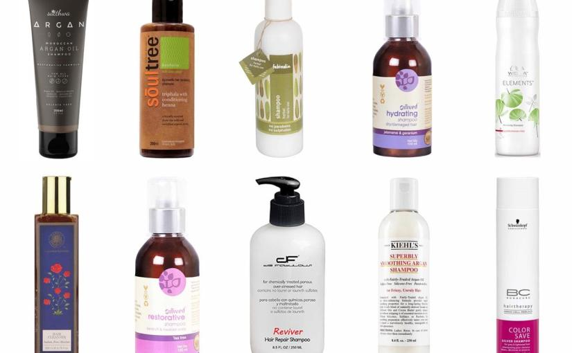 Best Sulphate Free Shampoos in India