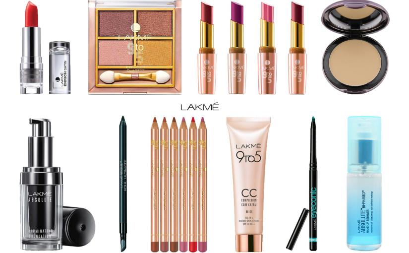 Top 10 Lakme Makeup Products In India: Mini Reviews & Prices