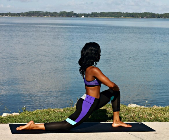 Hip & Heart-Opening Morning Yoga Sequence | Beauty & the Beat