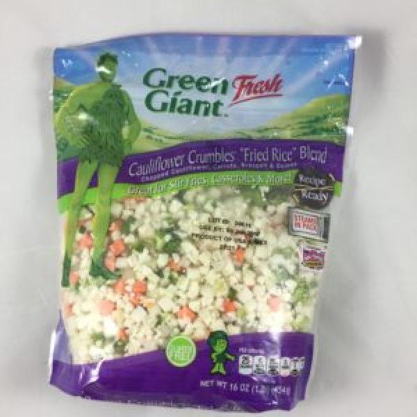 cauliflower chicken frie drive