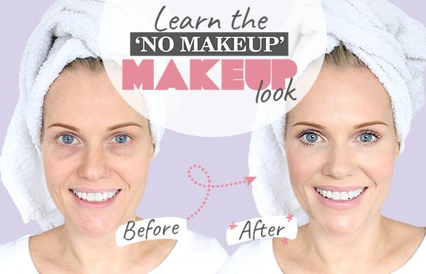 No Makeup Tutorial Beauty