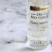 Bio- Essence 24K Gold Water | Review