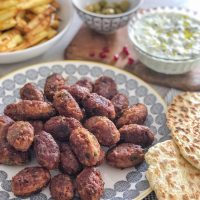 Vegan Turkish Patatesli Kofte