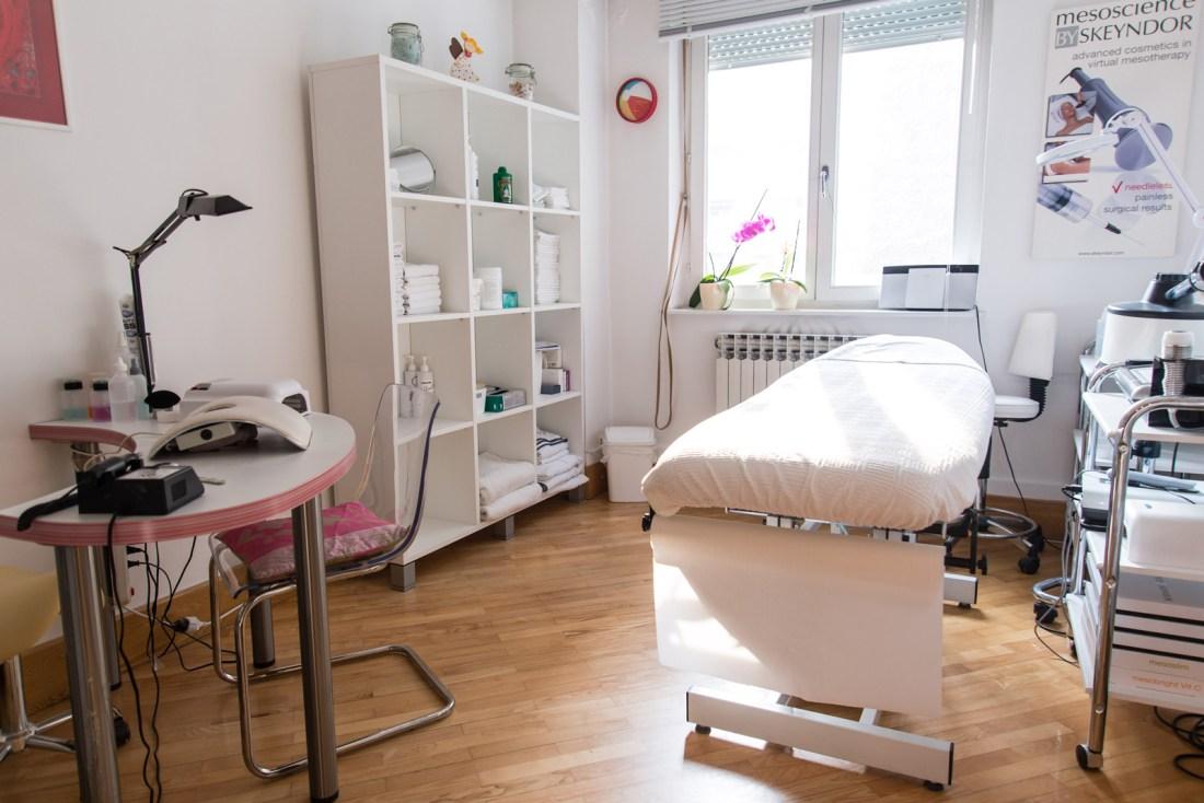 Kozmetički salon Beauty Balance, Zagreb