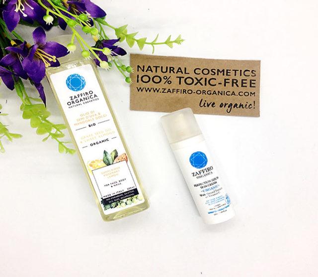 Cosmetici cruelty free, non tossici e biologici? Review Zaffiro Organica ⭕