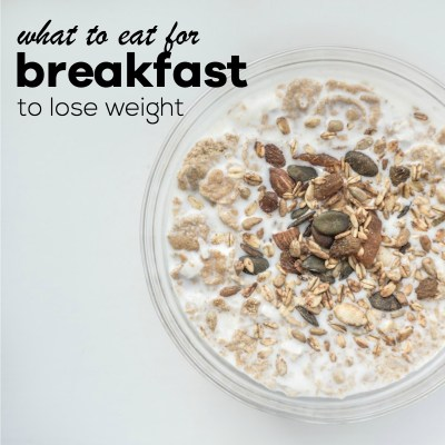 Does Breakfast Make You Fat? What to eat for breakfast to lose weight