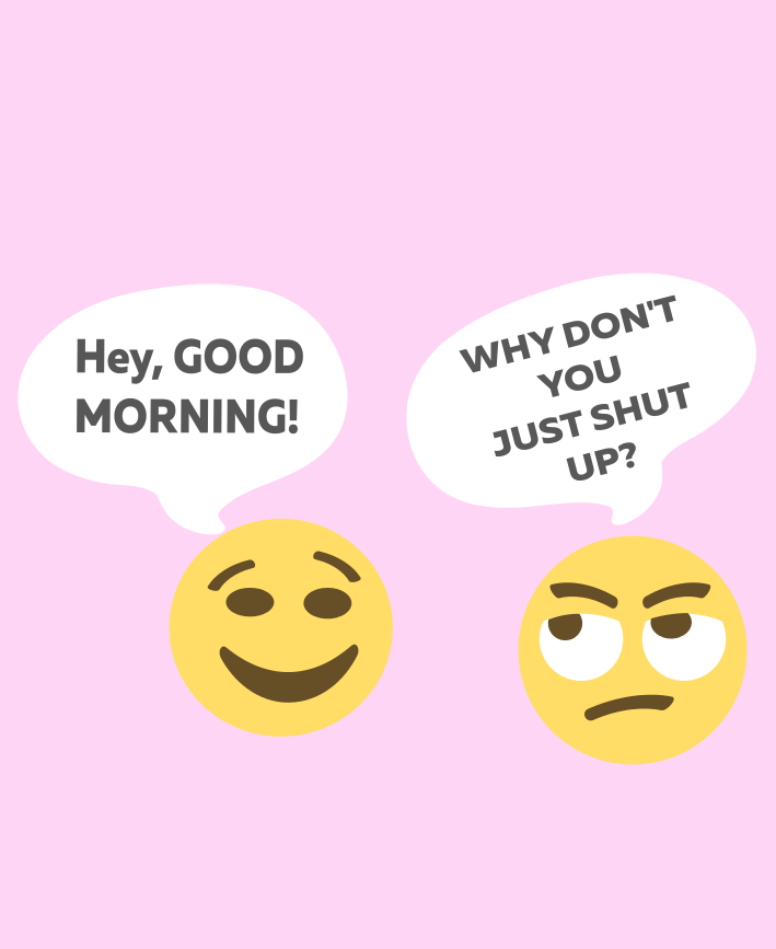 These 3 morning habits help improve my mood for the rest of the day! I'm not a morning person, and these 3 simple habits have made me a more enjoyable person to be around
