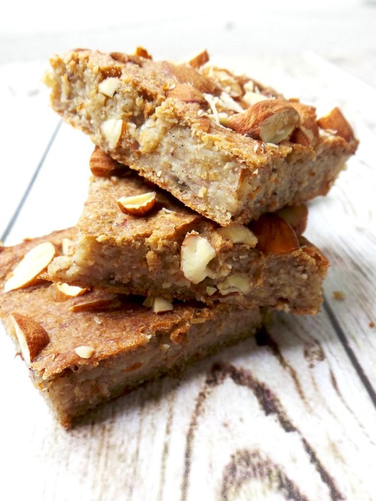 Healthy Banana Bread, Easy, High-Fiber, Sugar-Free and Flourless