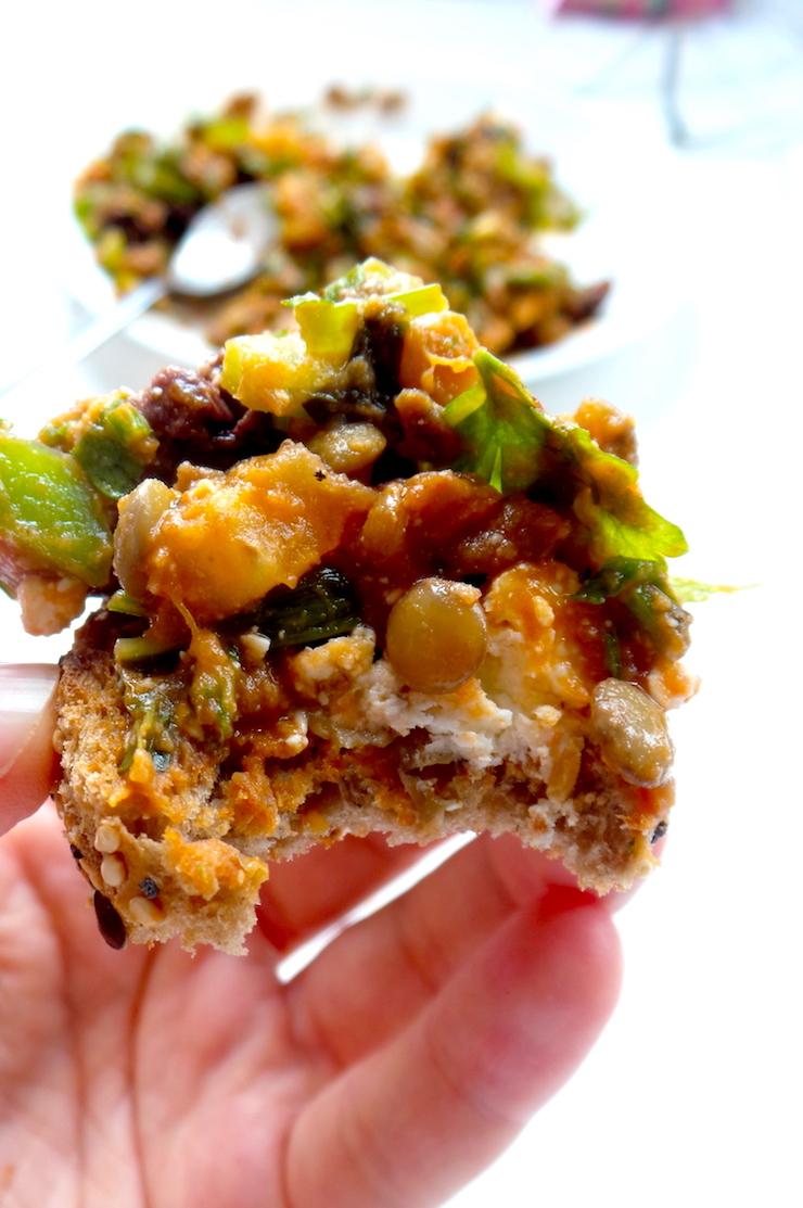 Mind-blowing Lentil Salad Dip Recipe