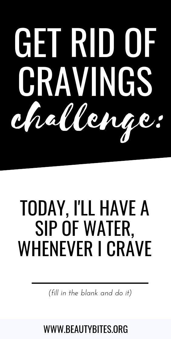 loswerden cravings Herausforderung! Diese gesunde Gewohnheit macht einen RIESEN Unterschied! Hören Sie auf zu viel zu essen und beginnen Sie mit dieser winzigen Veränderung jeden Tag gesund zu essen!