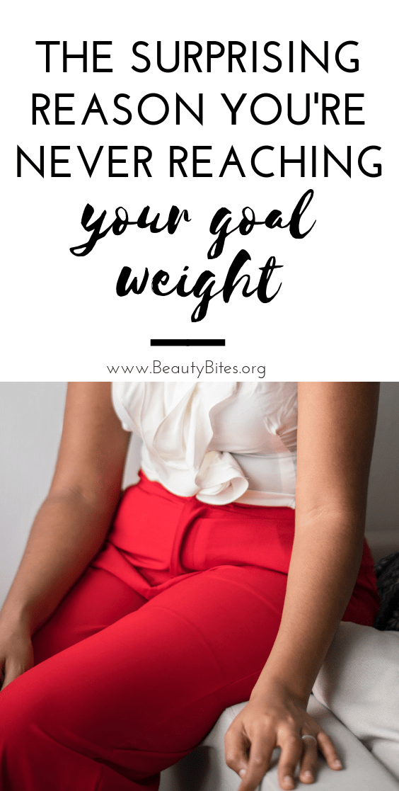the one big surprising reason you can't lose weight! If weight loss is a struggle, even though you do your best with working out and eating healthy - read this!
