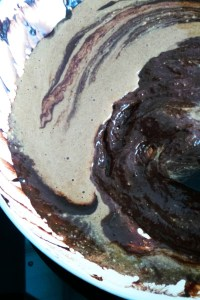 no oven skillet brownies - easy to make and healthy treat full of chocolate!