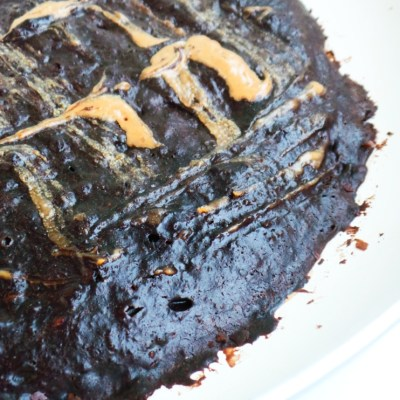 No Oven Brownie Skillet – Healthy Dessert Recipe