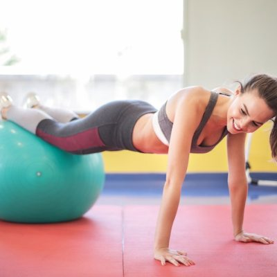 At Home Ab Workout For Women (Done In 10 Minutes)