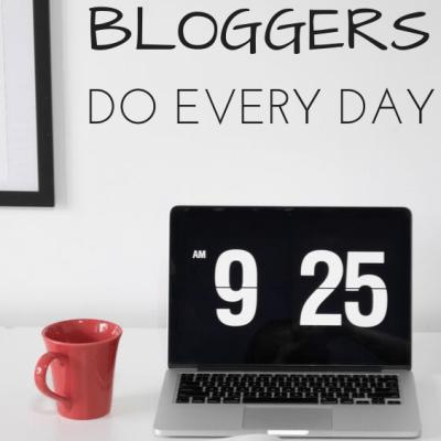 8 Habits Of Successful Bloggers