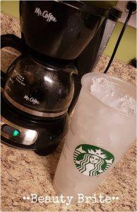 Saving Time and Money with Homemade Iced Coffee ice