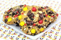 Mickey Mouse Stuffed Cookies recipe