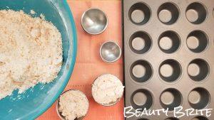 Dried Orange Peel Bath Bombs Steps 10-13