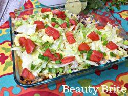 Weight Watchers Taco Casserole recipe