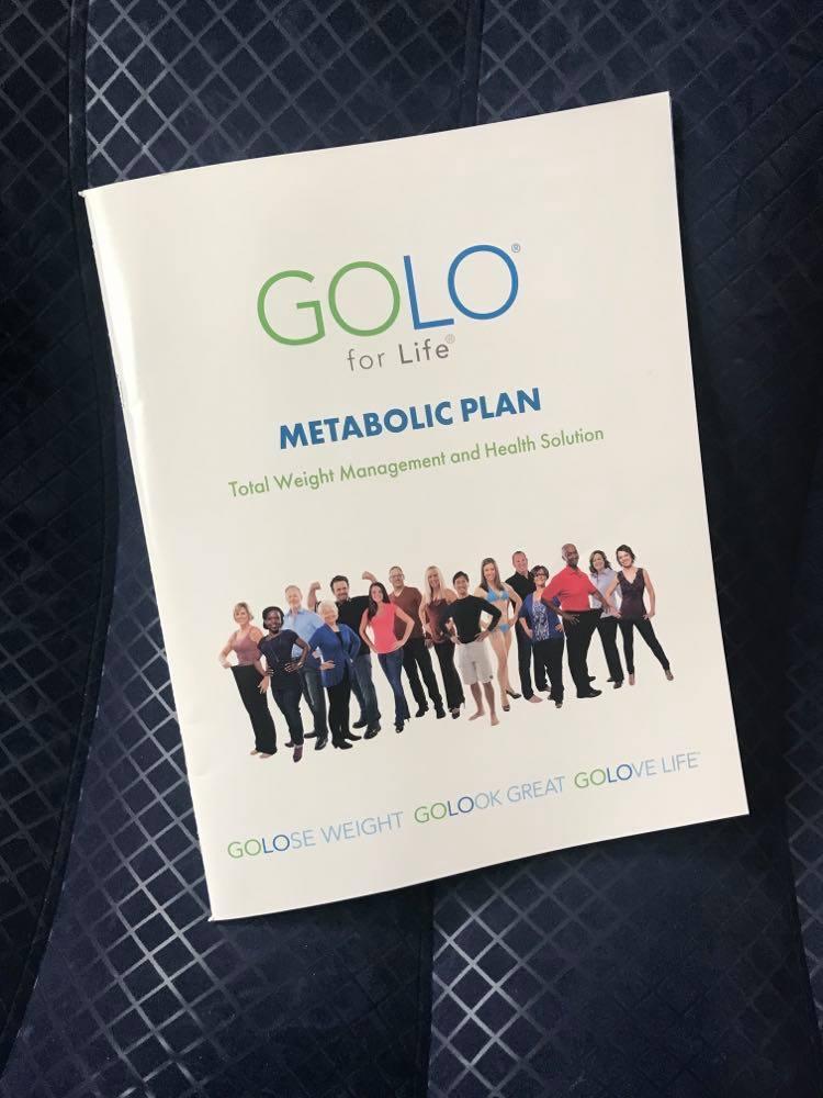 Golo Metabolic Plan