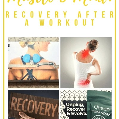 Muscle & Mind: Recovery After A Workout