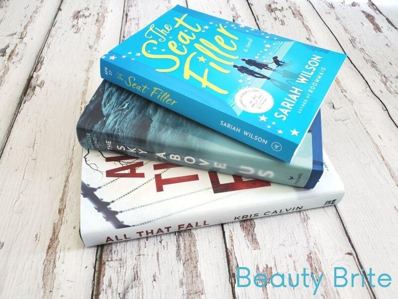 Three Books To Read In April - social media