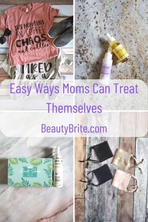 Easy Ways Moms Can Treat Themselves
