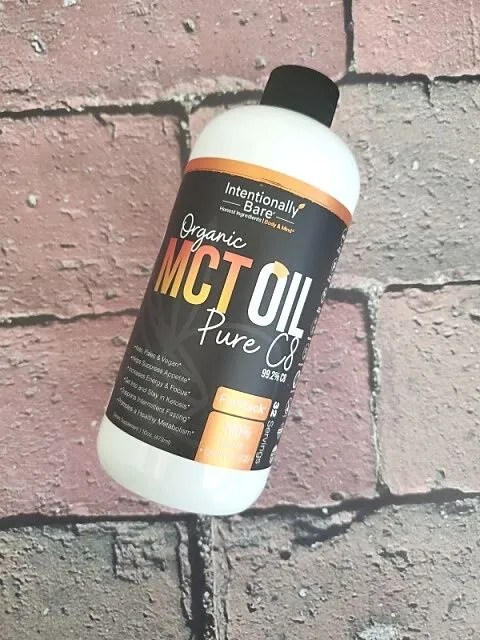 Intentionally Bare MCT Oil